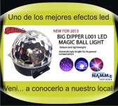 cristal ball magic led